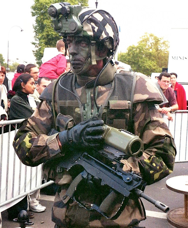 Project Run-a-Way: The Craziest Combat Outfits