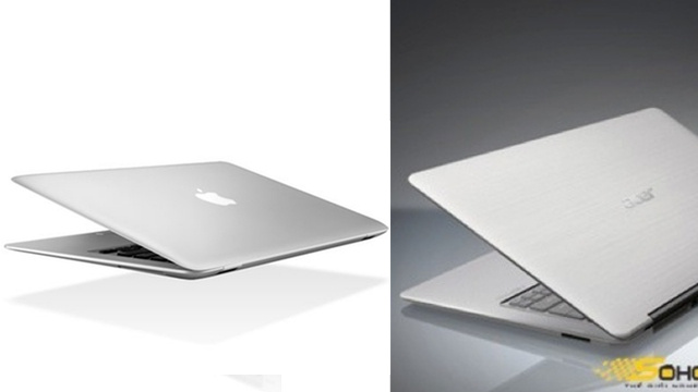 Acer Totally Rips Off the New MacBook Air