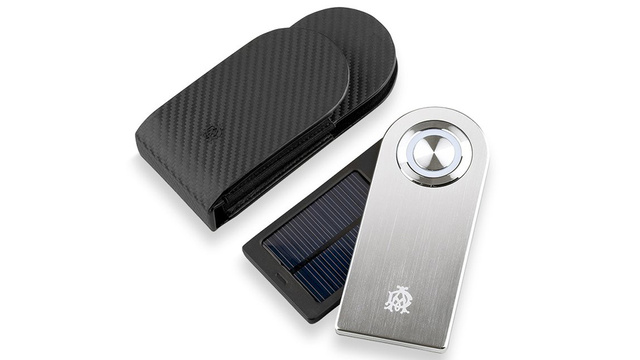 A Solar Charger Fit For a Killer