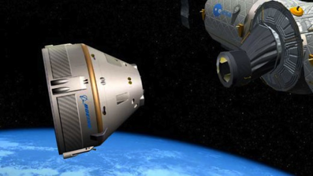 WANTED: Pilots Willing to Fly Boeing's Space Capsule to the International Space Station