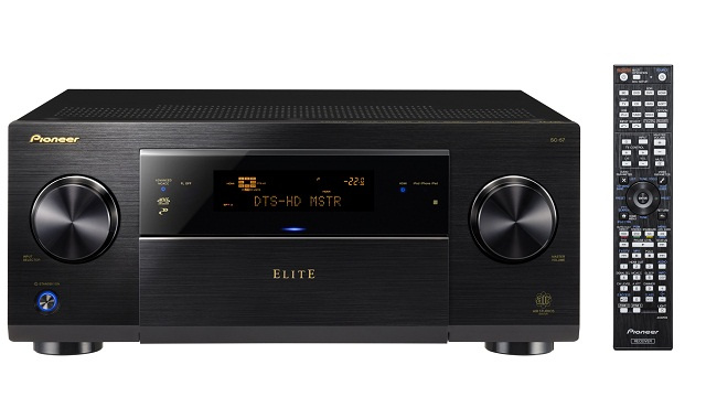 Pioneer's SC-57 AV Receiver Wirelessly Blasts Your iTunes With AirPlay Using the Most Powerful Amp Around