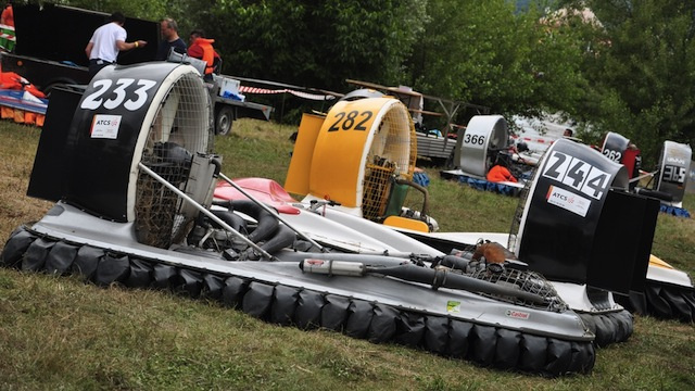 Man Gets Decapitated While Testing His DIY Hovercraft