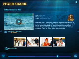 Ultimate Shark App Gallery