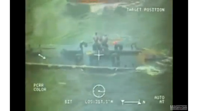 Coast Guard Intercepts Cocaine Submarine as It Sinks