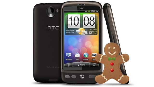 "HTC Finally Pushes Gingerbread to Desire, But Only For ""Expert Users"""