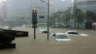 As Landslides Destroy Everything in Their Path, South Korea Tries to Recover from Horrific Rain