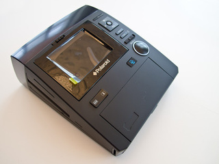 The Polaroid Z340 Looks Like the Lovechild of the Polaroid One and a Point and Shoot