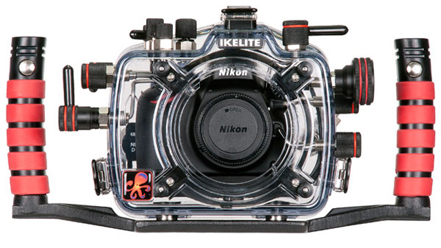 Ikelite's Waterproof Case Costs as Much as the Camera Inside It