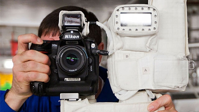 The Gear Behind NASA's Cool-Looking Space Cameras