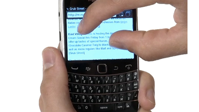 BlackBerry Hints New OS 7 Phones For Today, as 9930 Is Leaked to Verizon