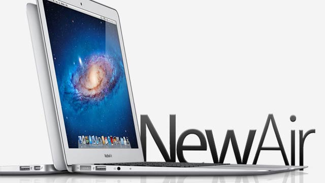 New MacBook Airs Get Hit With a Thunderbolt