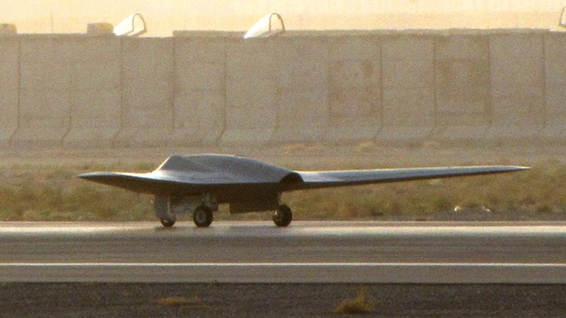 Secret Stealth Drones Spied on Bin Laden Months Before Kill Mission
