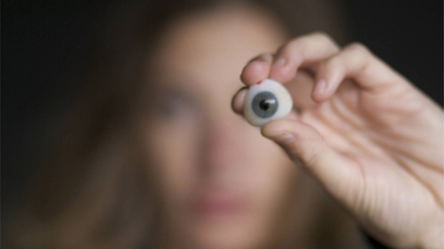 Now's Your Chance To Buy a Bionic Camera Eye For a Lady