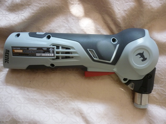 The Craftsman Hammerhead Auto Hammer