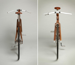 I Want the Walnut Bike. Someone Give Me the Damn Walnut Bike!