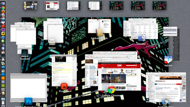 Mac OS X Lion Review: This Is Not the Future We Were Hoping For
