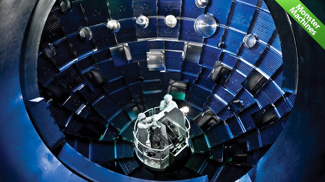 The World's Most Powerful Laser Will Create Tiny Stars on Earth