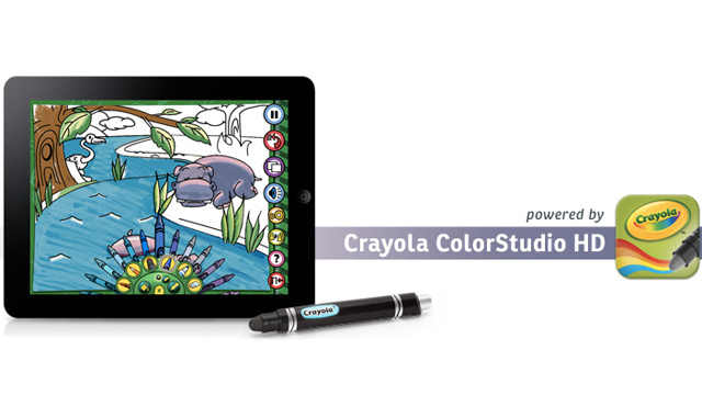 The Funnest and Most Kiddy-Friendly iPad Stylus Of All Is Now On Sale