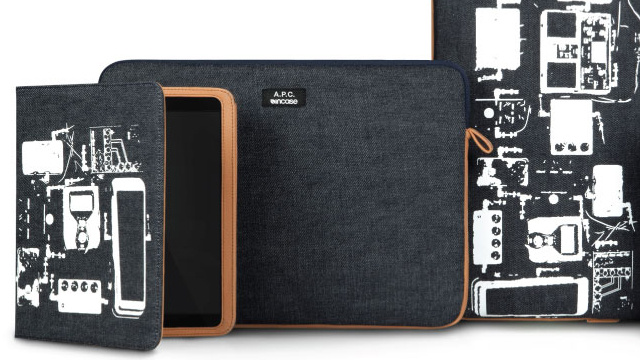 Finally iPad and MacBook Sleeves to Match Your Designer Jeans