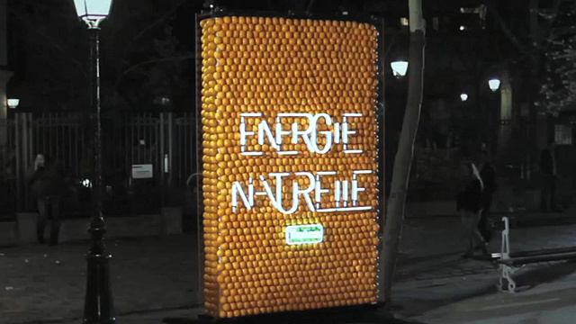 Orange You Glad Advertising's Going Eco-Friendly?