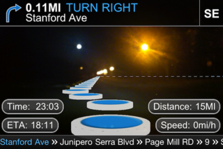 TapNav GPS for iPhone Gallery