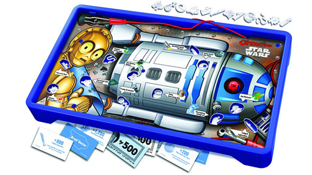 R2-D2 Whistles the Saddest Song When You Operate On Him