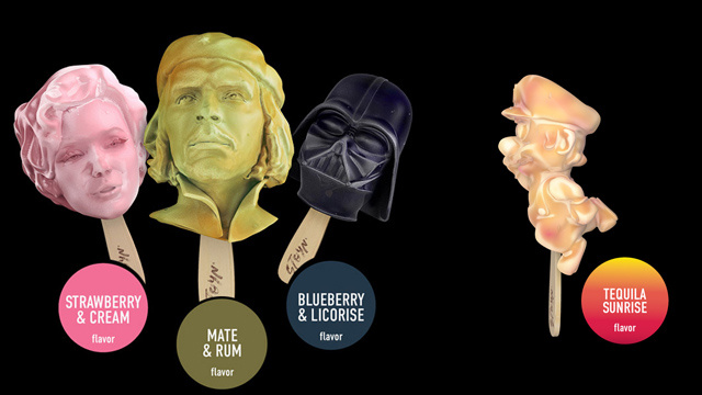 Who Wants To Eat Darth Vader's Head Anyway?