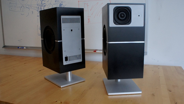 Cue Acoustics PS1 Hands-On: Compact Speakers, Expansive Sound, No Wires