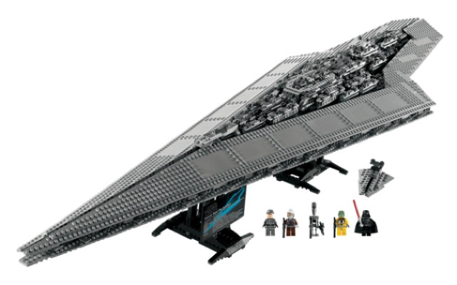 Lego's Four-Foot Super Star Destroyer Executor Will Be Longest Official Set Ever Sold