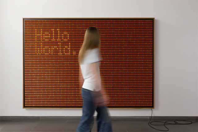 It's Like a Giant Lite-Brite for Adults
