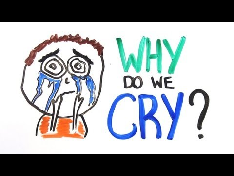 Click here to read Why Do Humans Cry?
