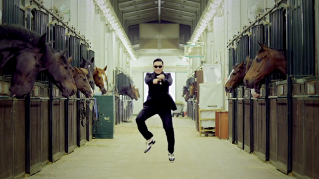 People in China Are Being Buried...to Gangnam Style