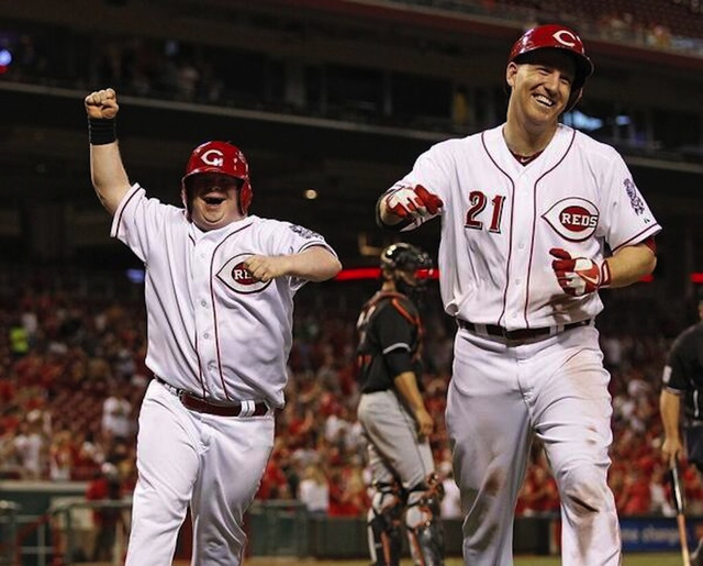 Todd Frazier Homered At The Request Of A Batboy With Down Syndr…