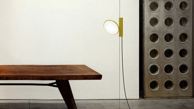 Click here to read This Floor-To-Ceiling Lamp Marries Modern-Day Tech and Old School Design