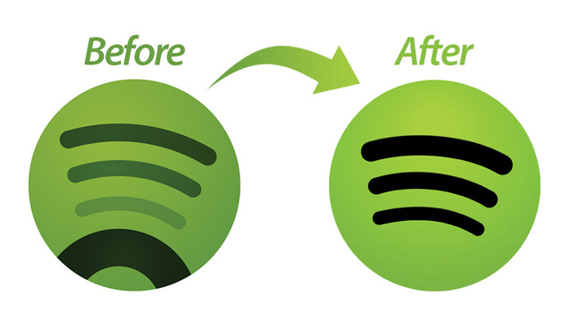 How Spotify Got Itself a New Logo