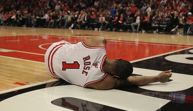 Sad Derrick Rose, Likely Out For Season, Gets Sued By Newly-Obe…