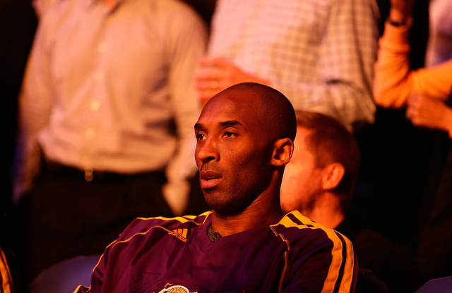 Kobe Bryant Is Live-Tweeting The Lakers Game