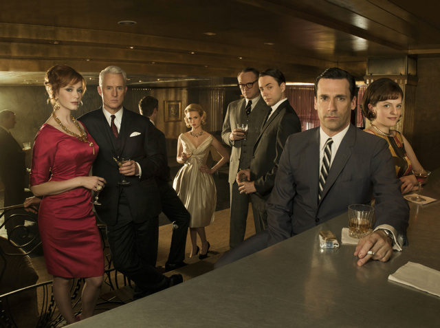 You Can Stop Bitching Now, Mad Men Is Back on March 25