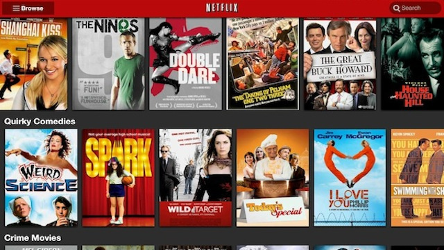 Click here to read Netflix's Updated iOS App Comes With a Shiny, New Intuitive Design