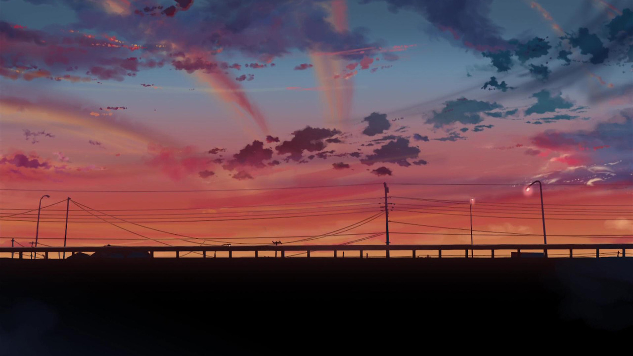 An ode to the unsung art of anime backgrounds gizmodo - Anime backdrop wallpaper ...