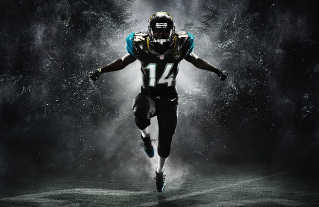 The Jaguars Unveiled Another Set Of Silly New Uniforms Today