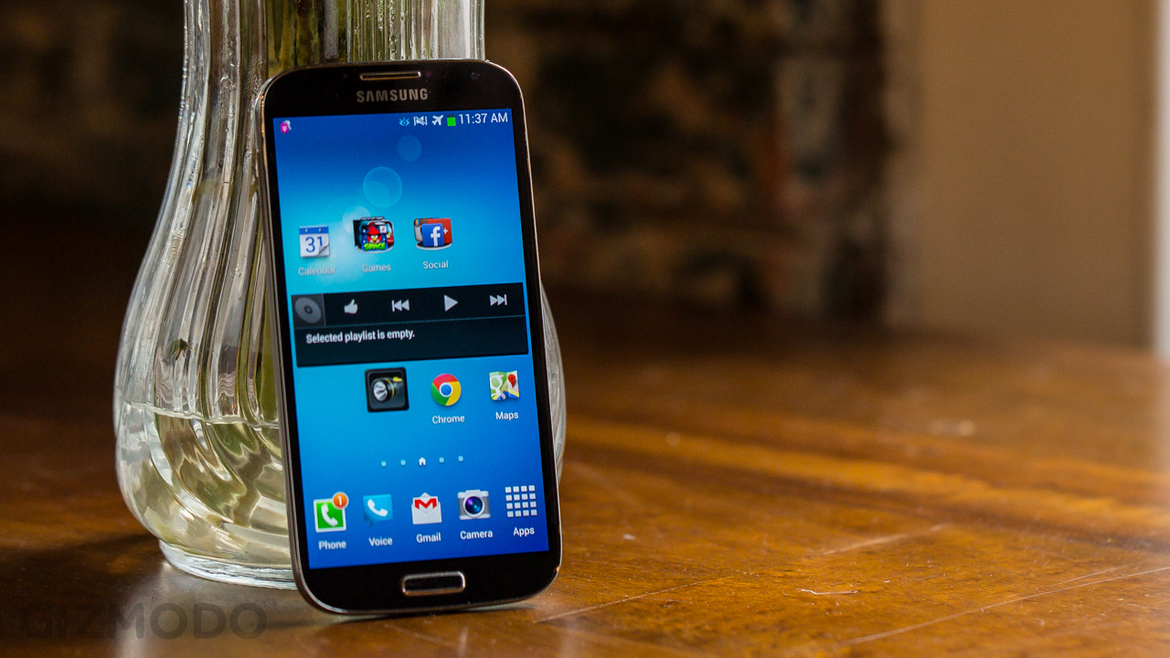 Samsung Galaxy S4 Review: Good, Not Best