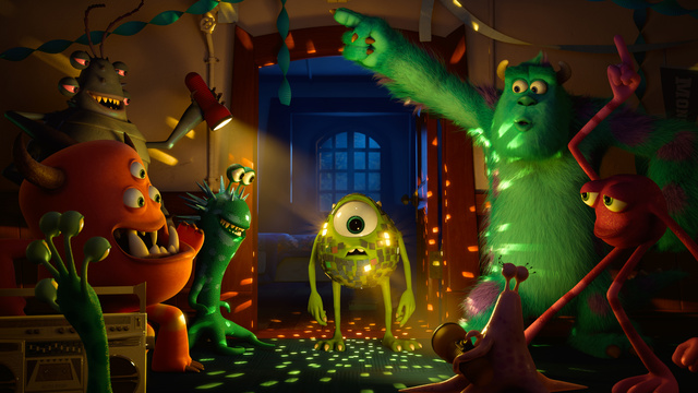 Click here to read It Takes a Small Artistic Army to Bring a Pixar Film To Life