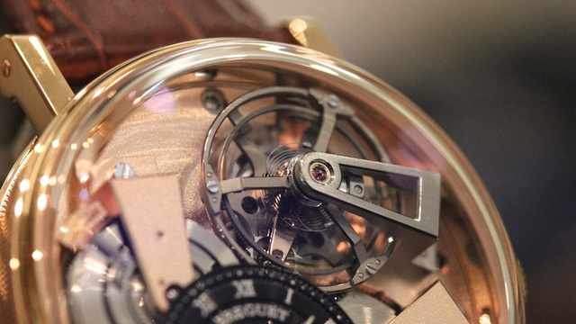 Click here to read An Introduction To Complications: The Tourbillon