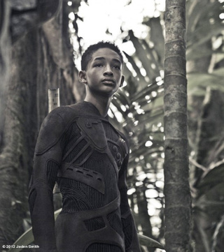 First Look at After Earth Fashion