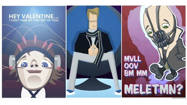 io9's Official Valentine's Day Cards, For That Special Geek In Your Life