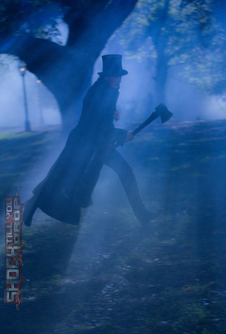 Abraham Lincoln: Vampire Hunter New Photo