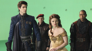 Once Upon A Time Behind-the-Scenes Photos