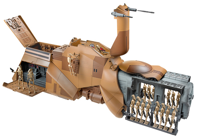 RZA's G.I. Joe action figure, Jar Jar Binks in Carbonite, and other crazy stuff from Toy Fair