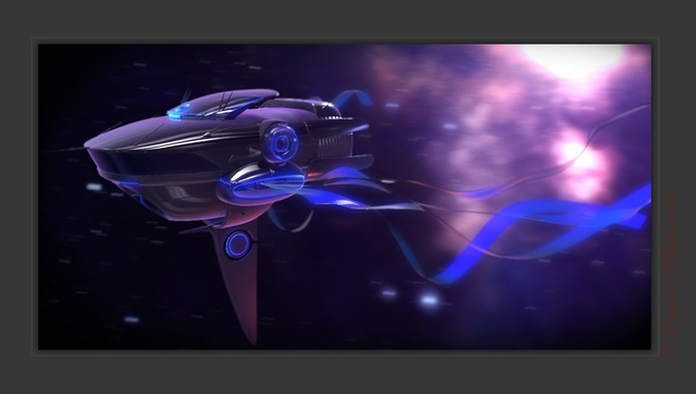 Spaceship Concept Art (Gallery 3)